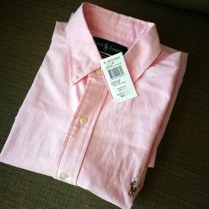 NWT Polo by Ralph Lauren Shirt Classic Fit